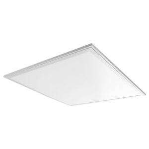 LED Recessed troffer and flat panel fixtures